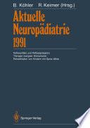 Aktuelle Neuropädiatrie 1991