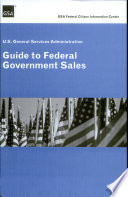 Guide to Federal Government Sales