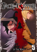 Jack The Ripper: Hell Blade : notorious villain-turned-antihero! it's the end...and the...