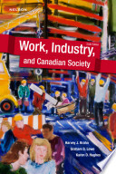 Work  Industry  and Canadian Society