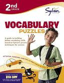 2nd Grade Vocabulary Puzzles