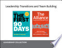 Leadership Transitions and Team Building  Leadership Collection  2 Books