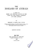 The Diseases of Animals