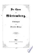 Der Thron von W  rtemberg