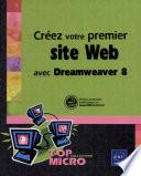 Cr  ez votre premier site Web avec Dreamweaver 8