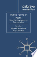 Hybrid Forms of Peace