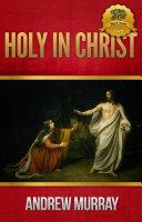 download ebook holy in christ pdf epub