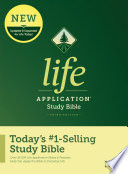 Nlt Life Application Study Bible Third Edition Hardcover