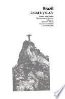 Brazil A Country Study