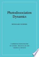 Photodissociation Dynamics