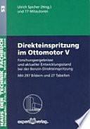 Direkteinspritzung im Ottomotor