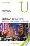 Géographie humaine