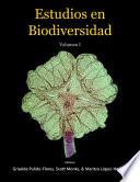 Estudios en Biodiversidad  Volumen I