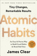 cover img of Atomic Habits