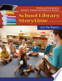 School Library Storytime  Just the Basics