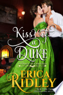 Kiss Of A Duke : penelope mitchell took england by storm...