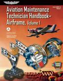 Aviation Maintenance Technician Handbook airframe  Ebundle