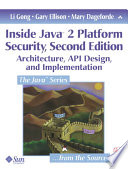 Inside Java 2 Platform Security