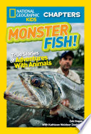 National Geographic Kids Chapters  Monster Fish