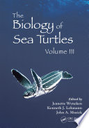 The Biology of Sea Turtles Turtles Was Published In 1997 The