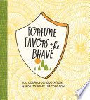 Book Fortune Favors the Brave