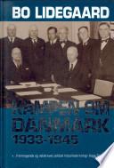 Kampen om Danmark 1933 1945