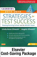 Saunders Strategies for Test Success Pageburst on Vitalsource Printed Access Code   Evolve Access Retail Printed Access Code
