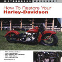 How To Restore Your Harley Davidson
