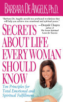 download ebook secrets about life every woman should know pdf epub
