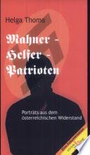 Mahner-Helfer-Patrioten