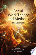 Social Work Theory And Methods book