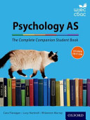 The Complete Companions for Wjec  Student Book  Year 1 and as Psychology