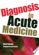 Diagnosis in Acute Medicine