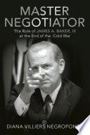 Book Master Negotiator