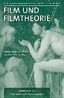 Film und Filmtheorie