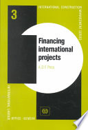 Financing International Projects