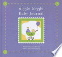 Giggle Wiggle Baby Journal and Keepsake
