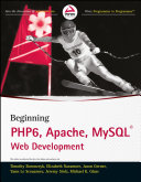 Beginning Php6 Apache Mysql Web Development