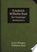 Friedrich Wilhelm Rust