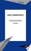 Droit administratif  3e   dition