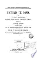 Historia de Roma  2  Desde la expulsi  n de los reyes hasta la reuni  n de los estados it  licos