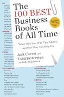 The 100 Best Business Books Of All Time : the best of the best after years...