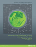Human Resources Administration in Education  Pearson New International Edition