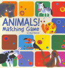 Animals! Matching Game : game will help children develop memory, concentration,...