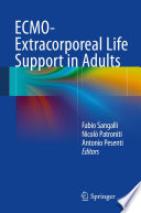 ECMO Extracorporeal Life Support in Adults