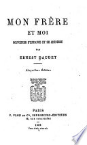 Mon Fr Re Et Moi
