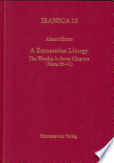 A Zoroastrian Liturgy