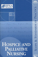 Hospice and Palliative Nursing