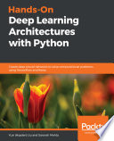 Hands On Deep Learning Architectures With Python