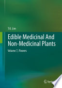 Edible Medicinal And Non-Medicinal Plants On Edible Medicinal And Non Medicinal Plants It Covers
